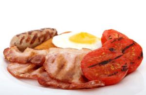 keto snídaně