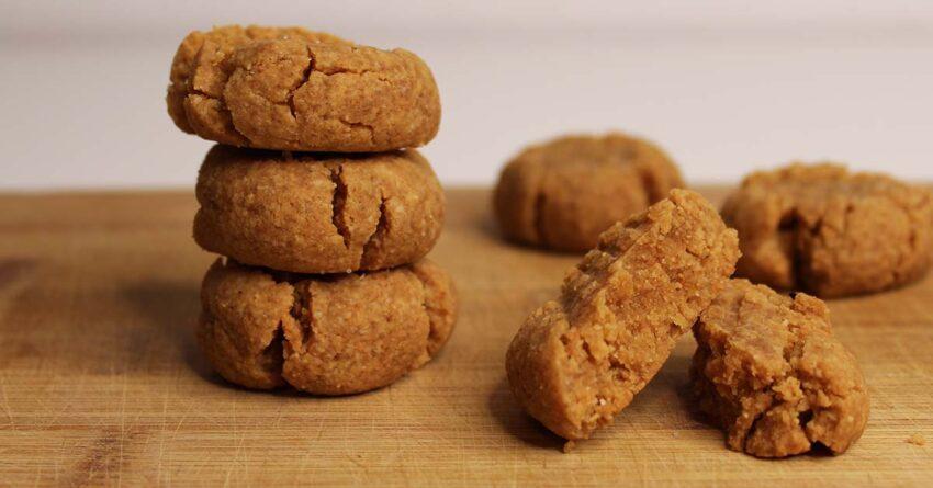 arasidovo mandlove cookies