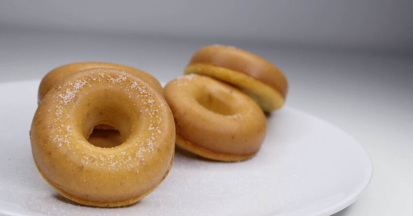 low carb donuty